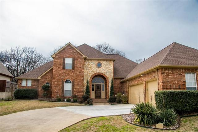437 Windjammer Lane, Azle, TX 76020 (MLS #14038302) :: RE/MAX Town & Country