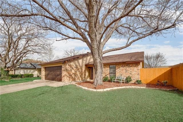 3725 Longstraw Drive, Fort Worth, TX 76137 (MLS #14038305) :: The Chad Smith Team