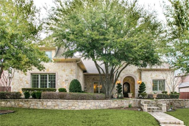 605 Old Course Circle, Mckinney, TX 75072 (MLS #14038322) :: Kimberly Davis & Associates
