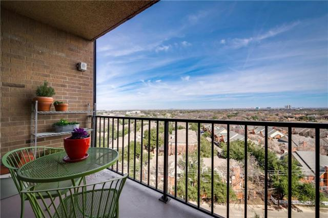 5200 Keller Springs Road #1137, Dallas, TX 75248 (MLS #14038381) :: Real Estate By Design