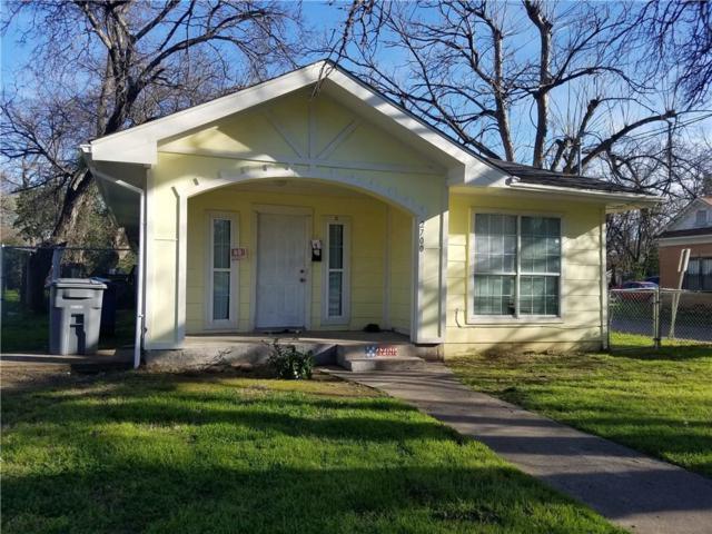 2700 Marburg Street, Dallas, TX 75215 (MLS #14038389) :: Robbins Real Estate Group