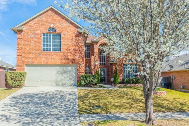 8112 Chamizal Drive, Fort Worth, TX 76137 (MLS #14038435) :: The Mitchell Group