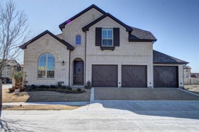 5124 Engleswood Trail, Lewisville, TX 75056 (MLS #14038454) :: RE/MAX Town & Country