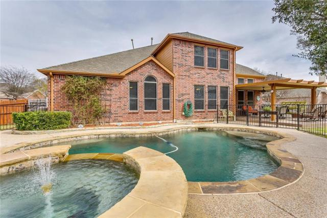 12325 Shale Drive, Fort Worth, TX 76244 (MLS #14038531) :: Real Estate By Design