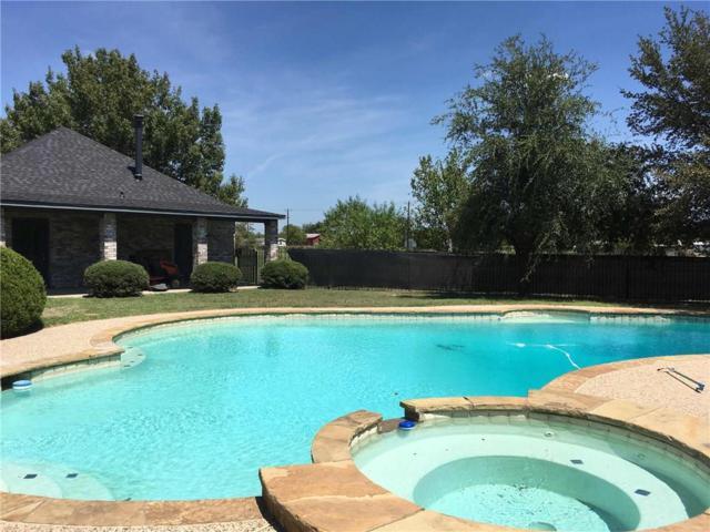 171 Seaborn Road, Ponder, TX 76259 (MLS #14038546) :: Frankie Arthur Real Estate