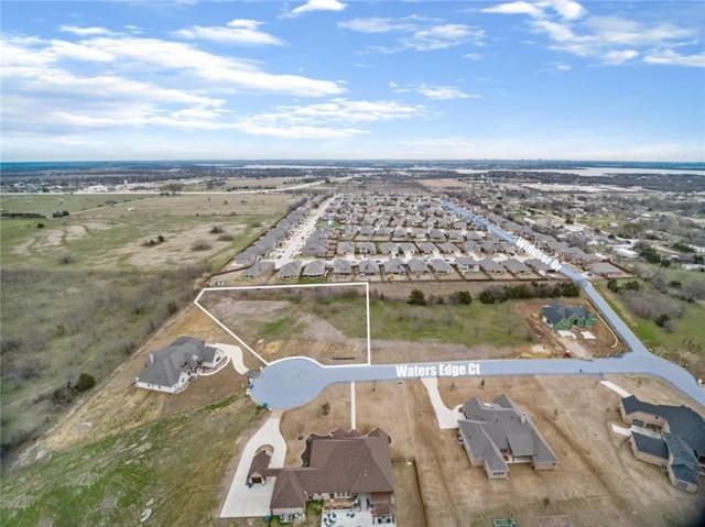 24R Waters Edge Court, Oak Point, TX 75068 (MLS #14038606) :: The Heyl Group at Keller Williams
