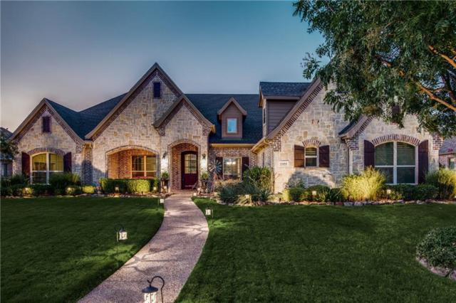 2481 Fair Oaks Lane, Prosper, TX 75078 (MLS #14038636) :: Roberts Real Estate Group