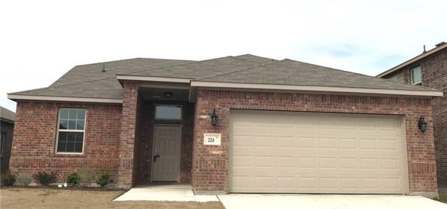 224 Iron Ore Trail, Fort Worth, TX 76131 (MLS #14038641) :: Baldree Home Team