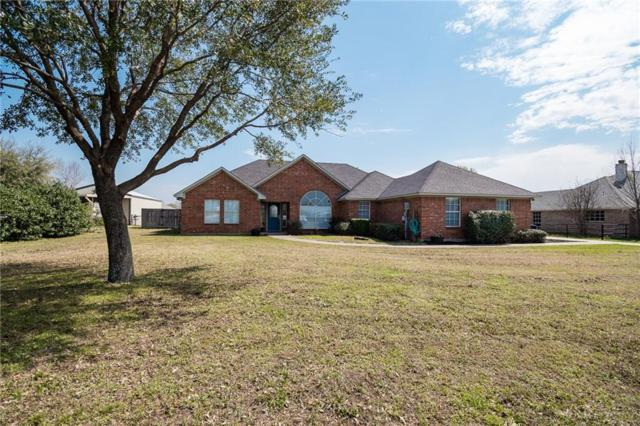 1309 Squires Lane, Krugerville, TX 76227 (MLS #14038690) :: The Chad Smith Team
