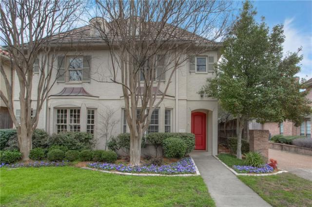 1219 Belle Place, Fort Worth, TX 76107 (MLS #14038726) :: RE/MAX Landmark