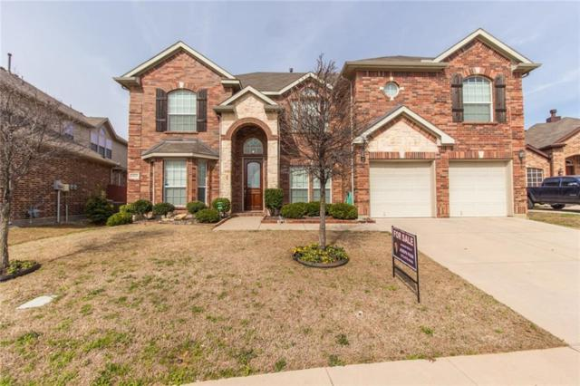 11829 Indian Pony Way, Fort Worth, TX 76244 (MLS #14038761) :: The Good Home Team