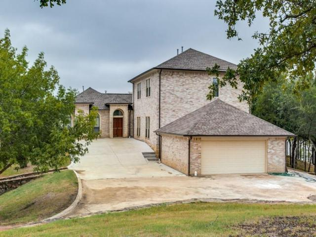 123 Hogan Place, Runaway Bay, TX 76426 (MLS #14038791) :: Robinson Clay Team