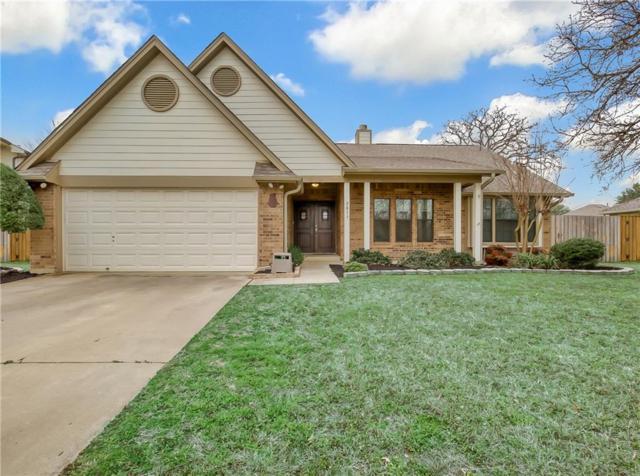 2611 Timberview Circle, Corinth, TX 76210 (MLS #14038804) :: Team Tiller