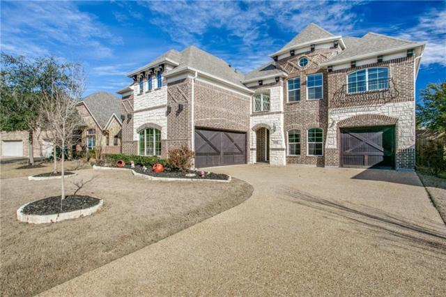 8016 Prentiss Drive, Mckinney, TX 75071 (MLS #14038827) :: Kimberly Davis & Associates