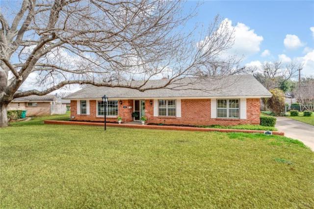 805 Lake Charles Avenue, Fort Worth, TX 76103 (MLS #14038869) :: The Hornburg Real Estate Group