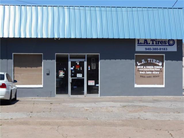 315 N Locust Street, Denton, TX 76201 (MLS #14038916) :: The Real Estate Station