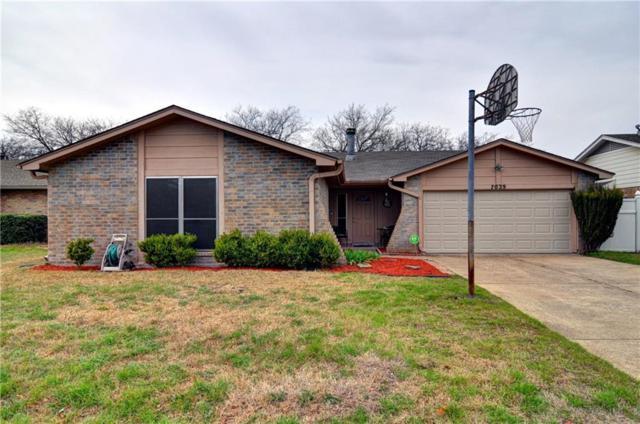 7029 Sunnybank Drive, Fort Worth, TX 76137 (MLS #14038997) :: The Chad Smith Team