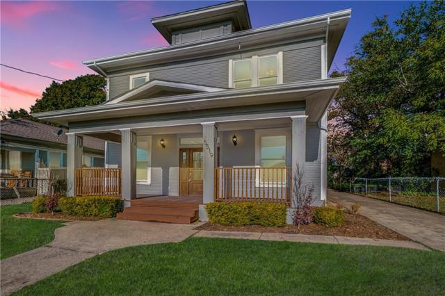 5519 Reiger Avenue, Dallas, TX 75214 (MLS #14039034) :: Robbins Real Estate Group