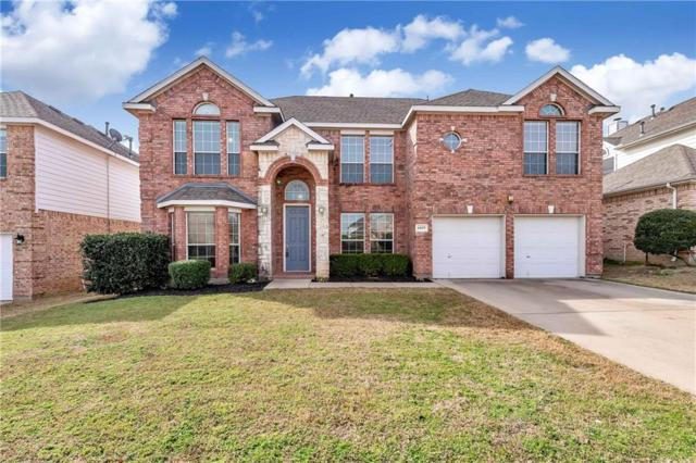 6809 Muleshoe Lane, Fort Worth, TX 76179 (MLS #14039088) :: RE/MAX Town & Country