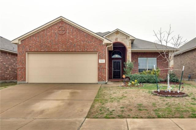 1353 Zanna Grace Way, Fort Worth, TX 76052 (MLS #14039113) :: Real Estate By Design