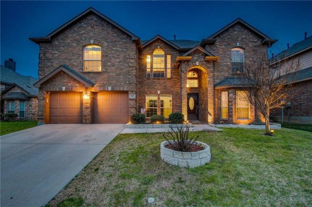 409 High Desert Drive, Fort Worth, TX 76131 (MLS #14039152) :: The Good Home Team
