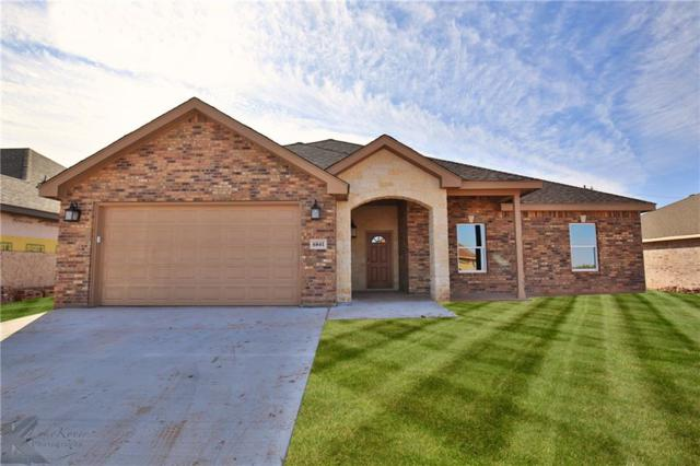 6841 Inverness Street, Abilene, TX 79606 (MLS #14039208) :: RE/MAX Town & Country
