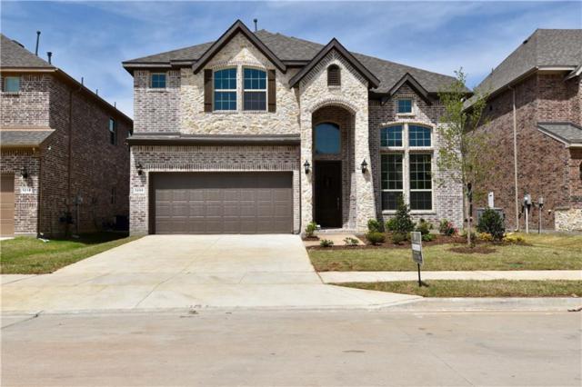 1208 Yarrow Street, Little Elm, TX 75068 (MLS #14039318) :: The Hornburg Real Estate Group
