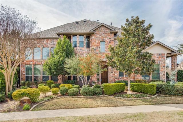 5399 Keswick Drive, Frisco, TX 75034 (MLS #14039364) :: The Heyl Group at Keller Williams
