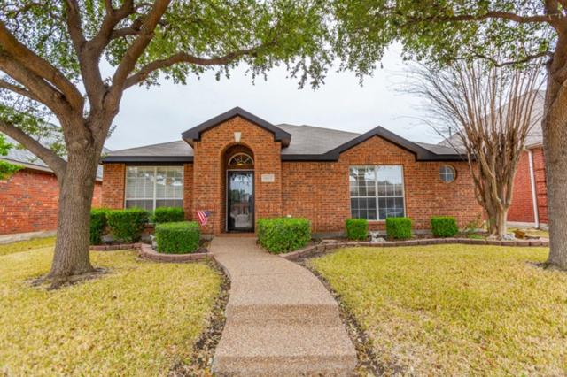 6013 Apache Drive, The Colony, TX 75056 (MLS #14039451) :: Kimberly Davis & Associates