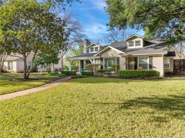3640 Norfolk Road, Fort Worth, TX 76109 (MLS #14039501) :: The Mitchell Group