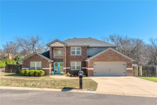 7512 Skylake Court, Fort Worth, TX 76179 (MLS #14039543) :: Century 21 Judge Fite Company