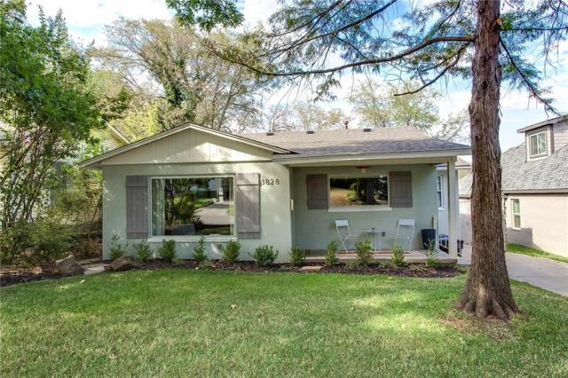 3828 Byers Avenue, Fort Worth, TX 76107 (MLS #14039554) :: The Mitchell Group