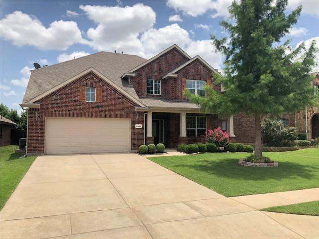 4300 Elmgreen Drive, Fort Worth, TX 76262 (MLS #14039595) :: The Chad Smith Team