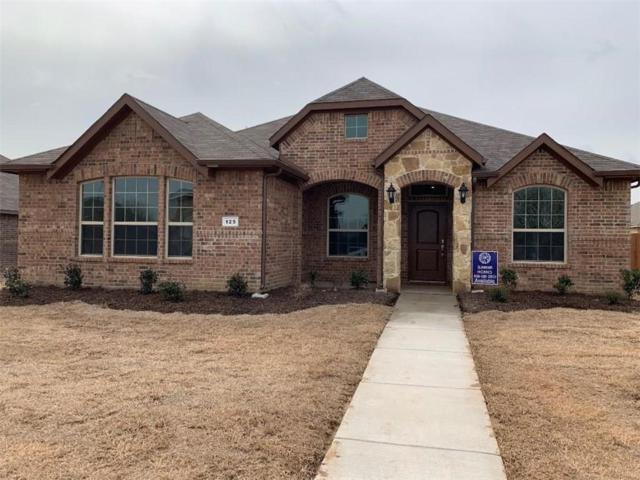 125 Singleton Drive, Royse City, TX 75189 (MLS #14039602) :: RE/MAX Town & Country