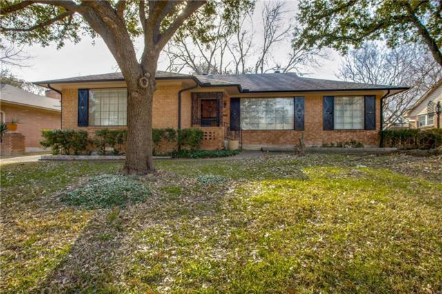 7036 Freemont Street, Dallas, TX 75231 (MLS #14039604) :: RE/MAX Town & Country