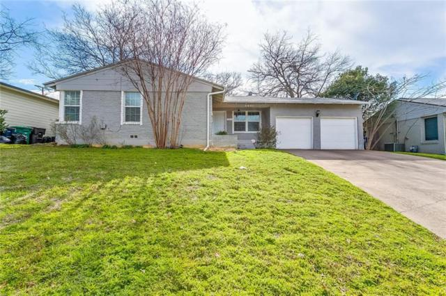3801 Cornish Avenue, Fort Worth, TX 76133 (MLS #14039623) :: The Chad Smith Team