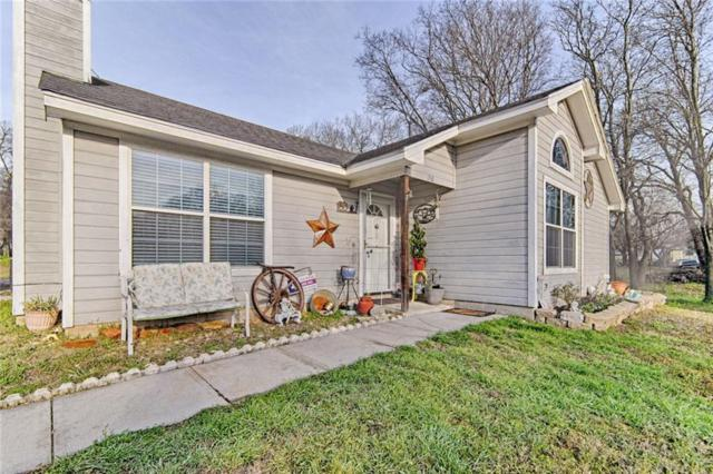 150 Avondale Avenue, Azle, TX 76020 (MLS #14039628) :: Frankie Arthur Real Estate