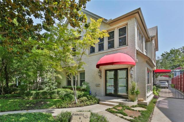 4334 Rawlins Street, Dallas, TX 75219 (MLS #14039653) :: Robbins Real Estate Group