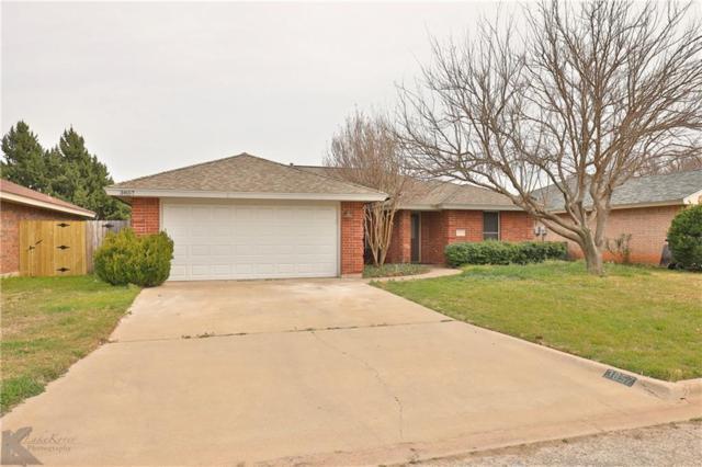 3857 Duke Lane, Abilene, TX 79602 (MLS #14039664) :: Real Estate By Design