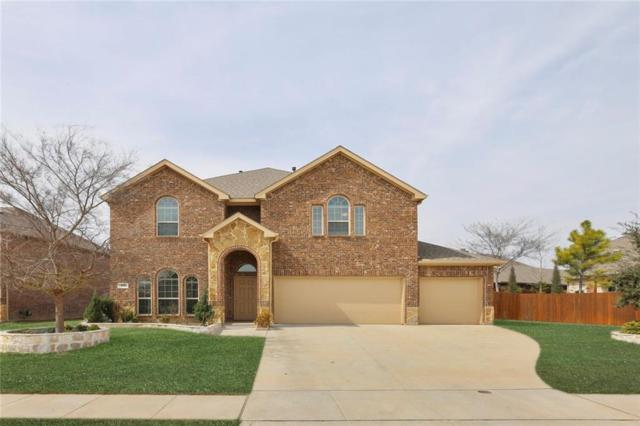 400 Cherry Spring Drive, Mckinney, TX 75072 (MLS #14039684) :: RE/MAX Town & Country
