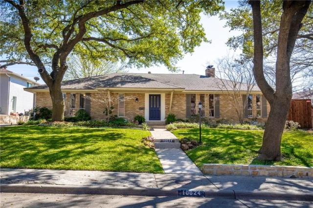 10024 Larchbrook Circle, Dallas, TX 75238 (MLS #14039705) :: The Mitchell Group