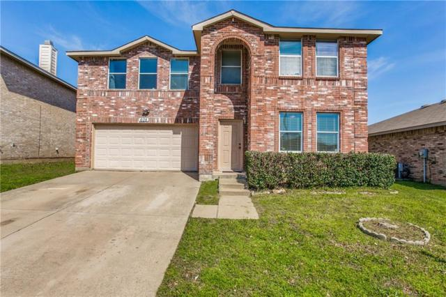 605 Jagera Way, Arlington, TX 76002 (MLS #14039762) :: The Chad Smith Team