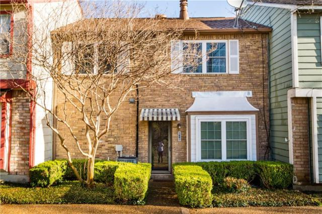 616 Trailwood Court, Garland, TX 75043 (MLS #14039786) :: The Hornburg Real Estate Group