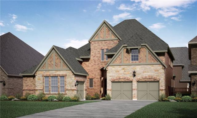 14143 Danehurst Lane, Frisco, TX 75035 (MLS #14039807) :: RE/MAX Town & Country