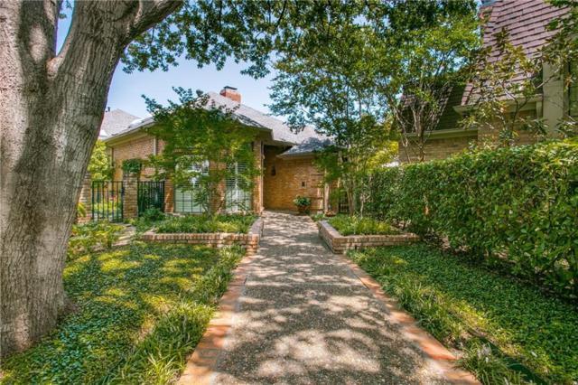 6 Duncannon Court, Dallas, TX 75225 (MLS #14039832) :: Robbins Real Estate Group