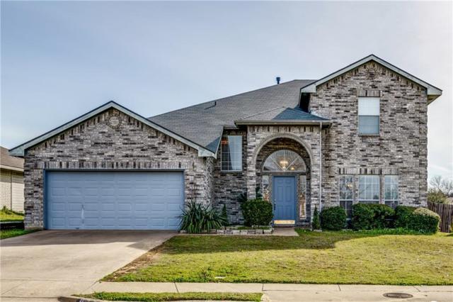 832 Serenity Drive, Cedar Hill, TX 75104 (MLS #14039862) :: Baldree Home Team