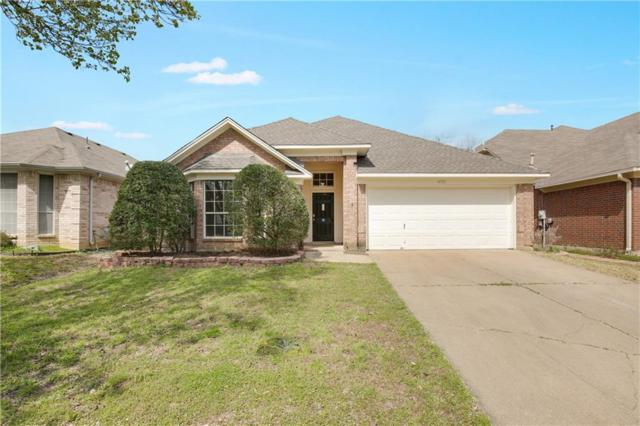 4713 Grant Park Avenue, Fort Worth, TX 76137 (MLS #14039875) :: The Good Home Team