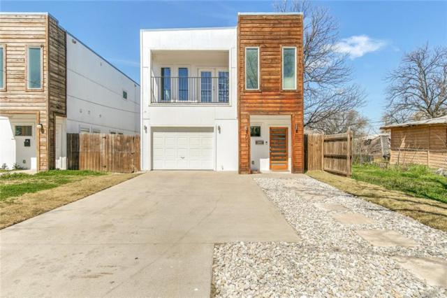 2011 Morris Street, Dallas, TX 75212 (MLS #14039934) :: Kimberly Davis & Associates