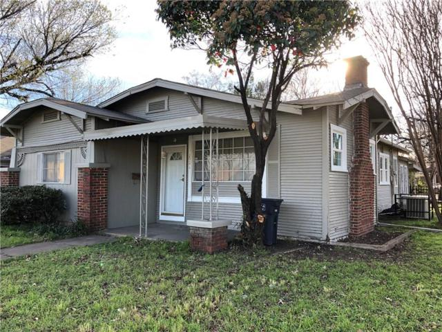 2021 N Sylvania Avenue, Fort Worth, TX 76111 (MLS #14039983) :: RE/MAX Town & Country