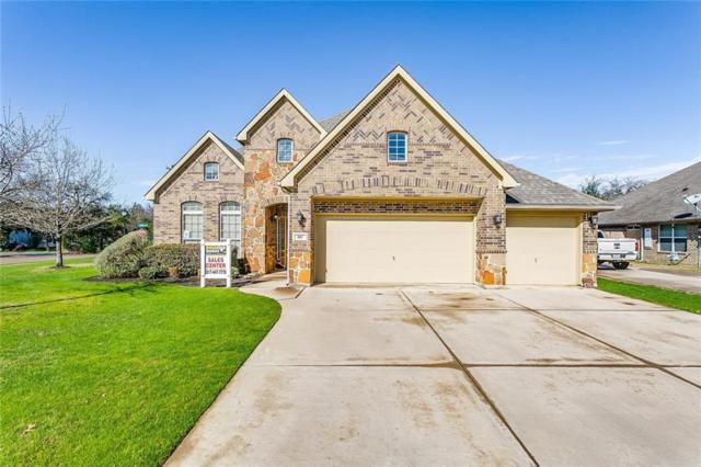 801 Valley Ridge Road, Burleson, TX 76028 (MLS #14039988) :: The Mitchell Group